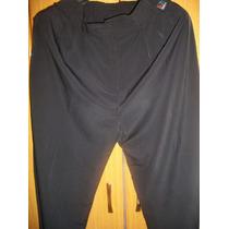 Pantalon ,palazo Dama En Seda Muy Fino Talle 44/46 Impecable