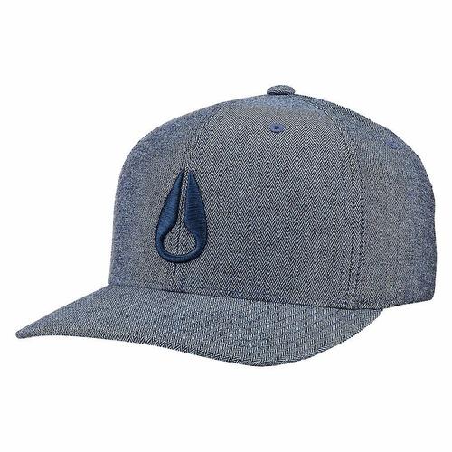 timeless design 92555 4d13b gorra nixon c2270-2171-24 deep down athletic textured hat ...