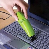 Mini Aspirador Para El Ordenador Portátil Con El Teclado Del