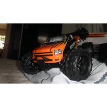 Pick Up Monster Truck Carro Controle Remoto Frete Gratis