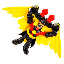 Dc Imaginext Super Friends - Tim Drake Red Robin Vermelho