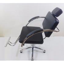 Poltrona Cabeleireiro Easy Cadeira Corte Moveis Salao Cabele