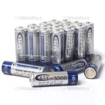 2 Pila |baterías Recargables Aa Pilas De 1.2v 3000mah Ni Mh