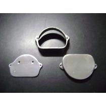 Kit 3 Mufla Protético Dentário Em Aluminio Fundido