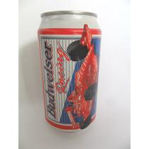 Lata Vazia Latinha Cerveja Budweiser Ano 1996