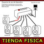 Genius Switching Box Multiplicador De Salidas De Sonido<br><strong class='ch-price reputation-tooltip-price'>Bs. 21.000<sup>00</sup></strong>
