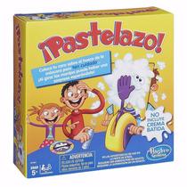 Pastelazo Pie Face Juego De Mesa Hasbro
