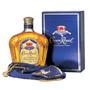 Whiskey Crown Royal Caja + Funda D Litro Whisky Envio Gratis