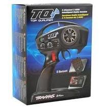 Radio Controle Traxxas 4 Canais Tqi Tsm Bluetooth Mod 6507r