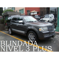 Navigator 2008 Blindada Nivel 3 Plus Impecable