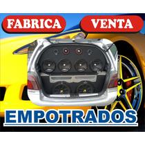 Cajon Turbo O Ventilado,2 Bajos 12 Full Lujo