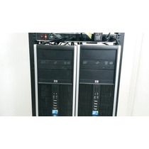 Servidor Hp Elite 8000 8gb Ddr3 Ram Dd500gb