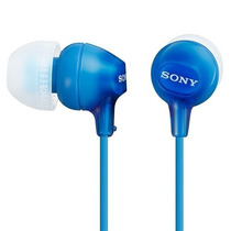 Audifonos Sony Mdr-ex15lp Ipod Reproductor Mp3 Celulares Pc