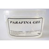 1kg Parafina Gel Cristalina Vela Decoração Artesanato