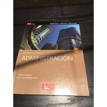 Administración 1 Autor Sánchez Delgado