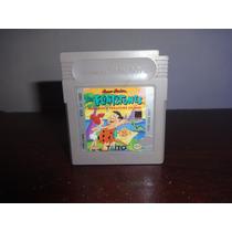 The Flintstones King Rock Treasure Island Game Boy