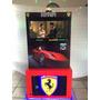 Mueble Rockola Ferrari Para Pantalla De 32 Luz Led, Membrana