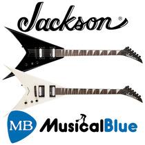Guitarra Electri Jackson King V Js32 Rwn Hh Pt Fijo 291-0124