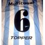 Topper Racing Club 1997 Titular Reedicion Nº 6 Ubeda