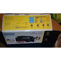 Epson L220 L210 Sistema Continuo De Tinta Original