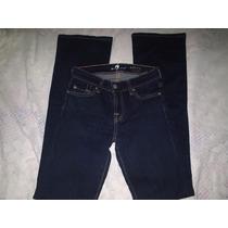 Calça Jeans Com Strech Marca Famosa Tamanho 38