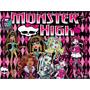 Kit Imprimible Monster High Oferta 2x1 Decoracion Fiesta