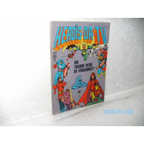 Gibi Heróis Da Tv Nº103 Edit.abril-marvel 1988 # Ótima Hq Fj
