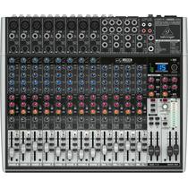 Mesa De Som Behringer Xenyx X2222usb Bivolt Mixer Analogico