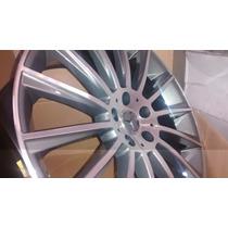 Jg Roda Mercedes Sl500 C63 Amg Aro 18 4/5 Furos Corolla+pneu