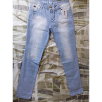Calça Jeans Bivik - Feminino Adulto - Tam. 46 - Cód. 59108