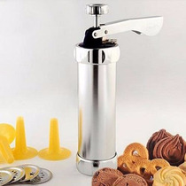 Cookie Press Maquina De Fazer Biscoitos E Com Moldes