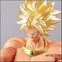 Figura Broly Pvc 26 Cms. Dragon Ball Z. Envio Gratis!