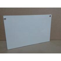 Pizarrón Blanco Borrable 30 X 20 Porátil Recurso Didáctico