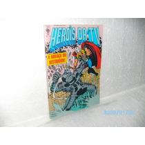Gibi Heróis Da Tv Nº 93 Edit.abril-marvel 1988 # Ótima Hq Fj