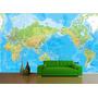 Vinilos Papeles Decorativos Mapas Fotomurales Planisferios