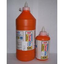 Fanatite Adhesivo Poliuretánico X 1kg Maderas, Plásticos Etc