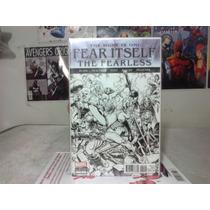 Fear It Self Fearless #1 Variante Thor Hulk Ironman