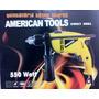 Potente Taladro American Tool 550 Watts 1/2 Con Empuñadura