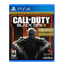 °° Call Of Duty Black Ops 3 Gold Edition Para Ps4 °° Bnkshop