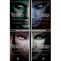 Coleção Diários Do Vampiro - Livro Digital - Frete Gratis