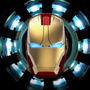 Ratón Mouse Inalambrico Iron Man Envío Gratis!!!