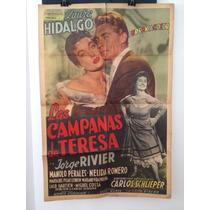 Afiches De Cine - Las Campanas De Teresa - Laura Hidalgo