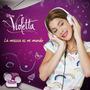 Violetta Cantar Es Solo Hoy ( Cd + Dvd )