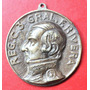Gran Medallón Medalla Uruguay Bronce Macizo General Rivera