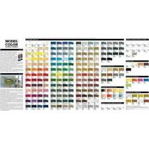 Pinturas Colores Acrilicos Model Color Vallejo Modelismo.