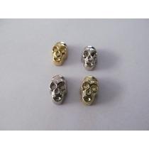 100 Calaveritas Calaveras Para Pegar Dijes Skull