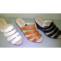 Sandalias Para Dama En Bellos Colores