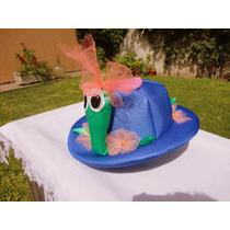 Sombreros Y Vinchas *brillocitos* (en Cba Y En Rosario)