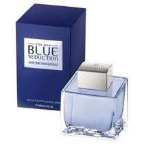 Perfume Blue Seduction Masculino 100ml - Antonio Bandeiras