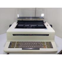 Maquina Escrever Eletrônica Teledit 9000 Em Ótimo Estado